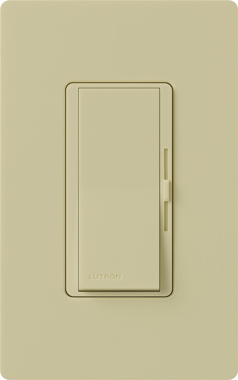 DV600PIV lutron dvcl 153p iv ivory diva cl dimmable cfl or led dimmer Lutron DVELV-300P at creativeand.co