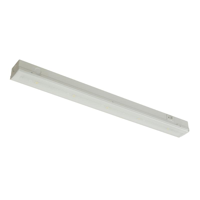 Good Earth Lighting G0518DW-WH-I LED Under Cabinet Light Bar