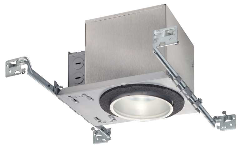 Juno lighting ic1ledg3 27k u 4 inch 120 277v dimmable led recessed 4 dimmable led downlight 2700k aloadofball Image collections