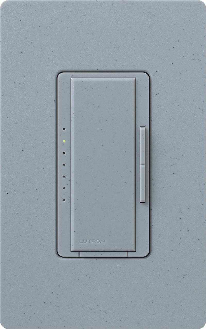 lutron macl 153m bg bluestone maestro cl dimmable cfl or led dimmer switches for single pole or. Black Bedroom Furniture Sets. Home Design Ideas