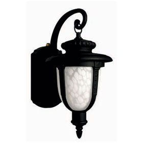 Dusk-To-Dawn Exterior Lighting Fixtures and Dusk-To-Dawn CFL Bulbs