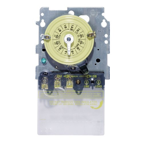 T M on Intermatic Mechanical Timer Switch