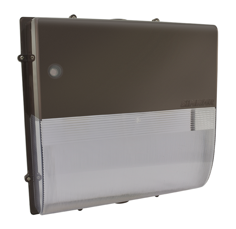80w led wallpack w120 pc 4000k - Led Wall Pack