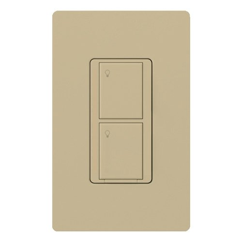 lutron caseta pd 5ws dv iv in wall wireless light switch ivory finish caseta a connected. Black Bedroom Furniture Sets. Home Design Ideas