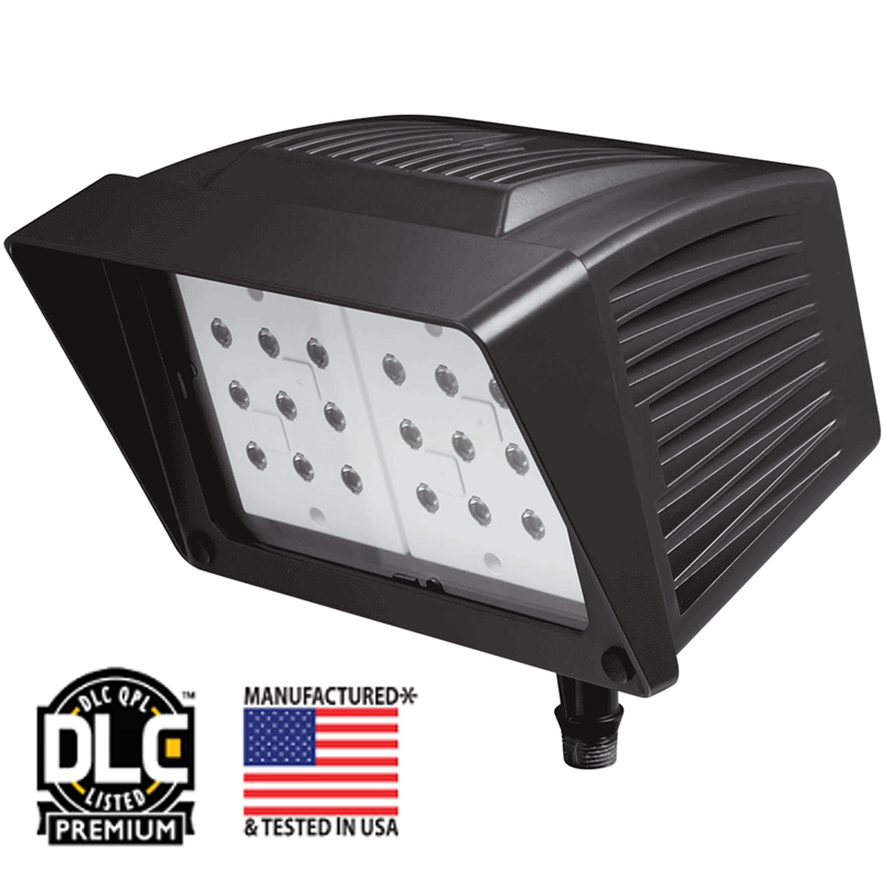 Atlas Pfm43ledpc Dlc Listed 43w Led Flood Light 4500k Knuckle Mount Rhgreenelectricalsupply: Atlas Lighting Wiring Diagrams At Elf-jo.com