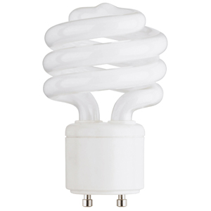 TCP 03598 33118SP35K 3500K GU24 CFL Spring Bulbs