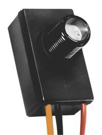 LCA-612D - 12 Volt (12V) SPST Dusk-To-Dawn Button Photocell Light ...