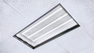 Litetronics LED 2x4 Recessed Retrofit Solution