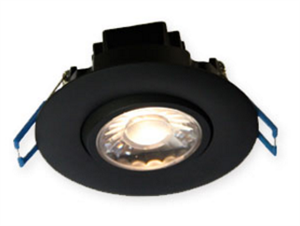 Lotus LED Lights LL3G30KBK 3 super slim round 1 thick low