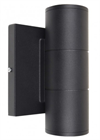 Satco Nuvo LED Up/Down Outdoor Wall Fixture