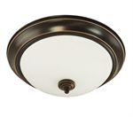 GEL G41315-ORB-I Flush Mount Ceiling Fixture