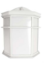 MaxLite Led Small Outdoor Lantern White