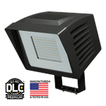 Atlas Lighting LED Extra Wide Flood Light with Trunnion