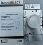 Bryant Electric RD600RW Rotary Dimmer Switches