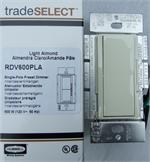 Bryant Electric RDV600PLA Decorator Dimmer Switches