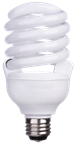 3 Way Compact Fluorescent CFL
