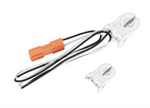 Maxlite 1-Lamp Wiring Harness for LED T8 SE Ballast Bypass Lamps