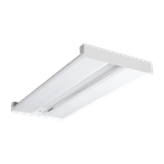Atlas Lighting Linear LED High Bay with Frosted Lens