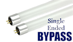 Maxlite Single Ended Ballast Bypass T5  LED Tube Light