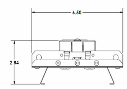 Patriot Slimline Dimensions