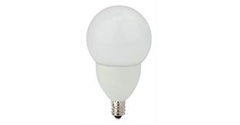 LED G16 Globe Light Bulbs