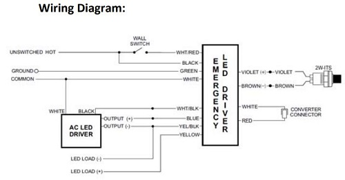 Phillip Driver Wiring Diagram Led