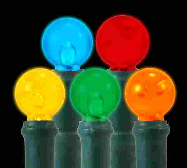 multi color led g12 comm lights