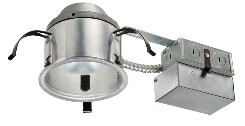 remodel can lights low profile juno lighting 4 ic1rledg33k1 inch 120 volt dimmable led recessed