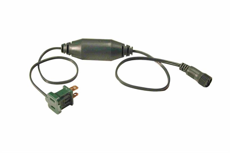 commercial coaxial power adapt