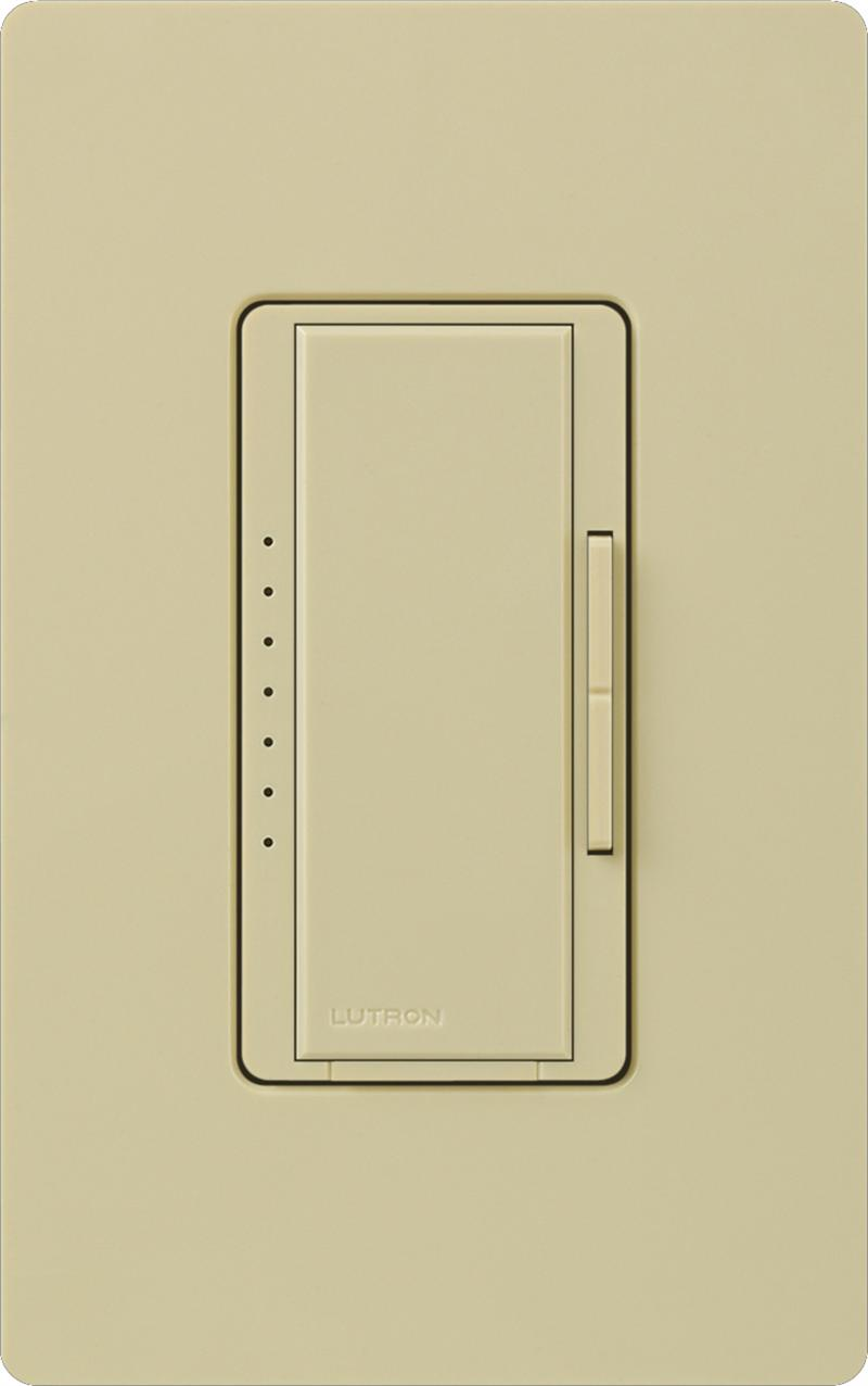 Lutron Macl 153m Iv Ivory Maestro Cl Dimmable Cfl Or Led Dimmer Switches For Single Pole Or 3 Way Dimmer Switch Applications At Green Electrical Supply
