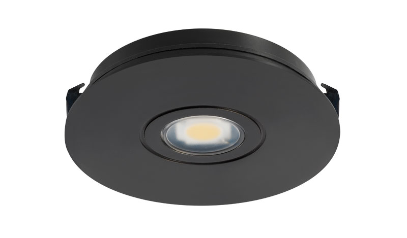 Juno Lighting Ustlr1 30k 80cri Bl Black 12v Recessed Led