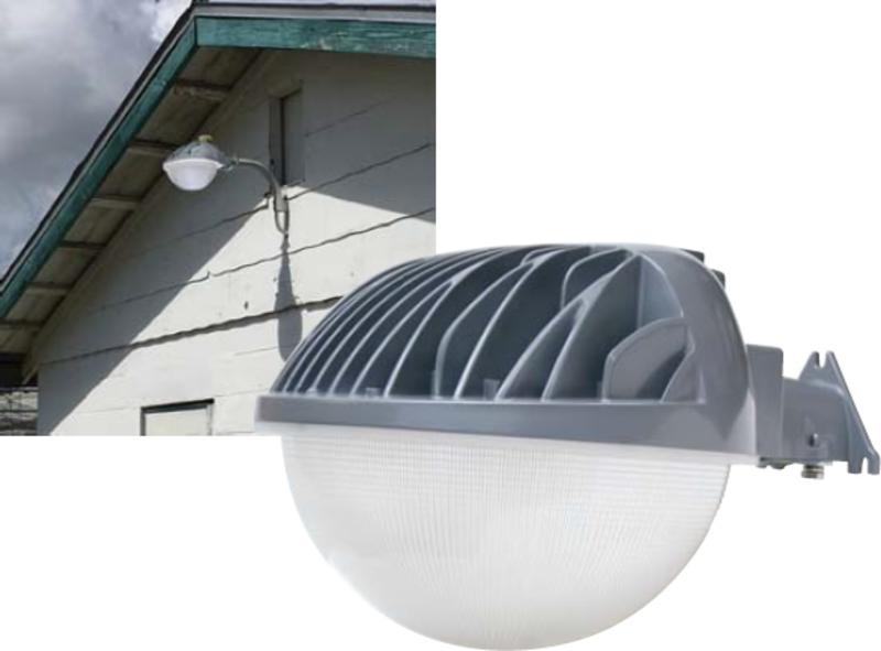 Venture Led Sl16543 40w Led Dusk To Dawn Barn Light With