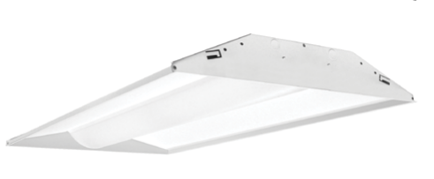 Juno Indy S2x4BL-3930U-WH4 DLC Listed White Body with Opal Diffuser ...