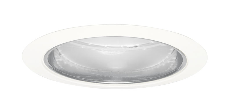 Juno Lighting 204c Wh 5 Inch Clear
