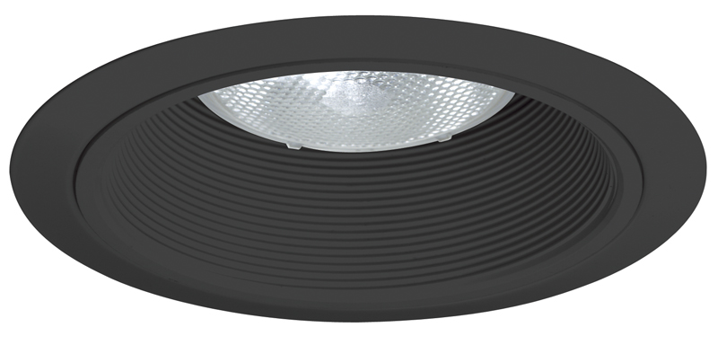 Juno Lighting 24b Bl 6 Inch Black