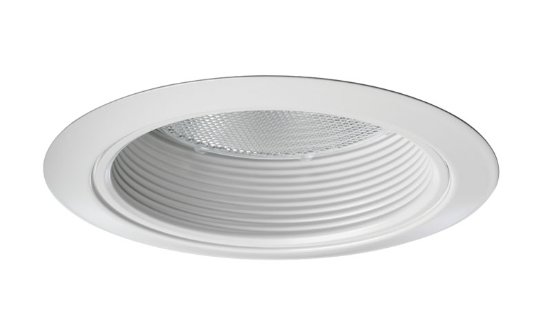 Juno Lighting 275s Wwh 275w Wh 5 Inch Shallow Baffle Trim White Baffle With White Trim Ring For Ic25 Or Ic25r Juno Recessed 5 Inch Housings At Green Electrical Supply
