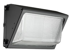 Lithonia TWR Glass Lens LED Wall Luminaire