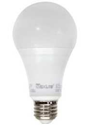 MaxLite High Output Non-Dimmable LED A21 Light Bulb