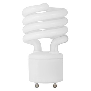 23 Watt GU24 CFL Light Bulbs