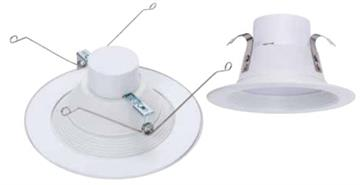 Halco LED Downlight Retrofit with E26 Adapter