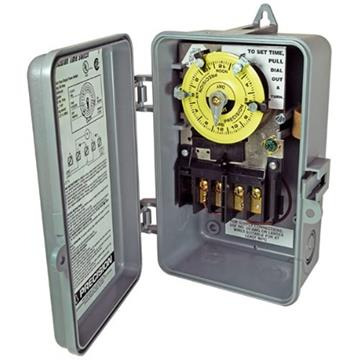 Precision CD103 Mechanical Time Switch with Enclosure