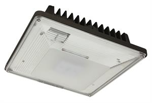 Maxlite Surface Mount LED Canopy Lighting Fixture  sc 1 st  Green Electrical Supply & Maxlite CPL30AUC50B (102005) - DLC listed 30w 2690 lumen 5000k LED ...