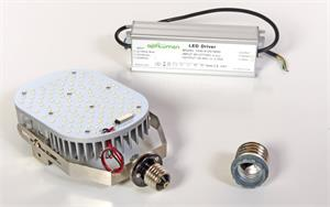Optilumen RAF Series LED Retrofit Plate Kit