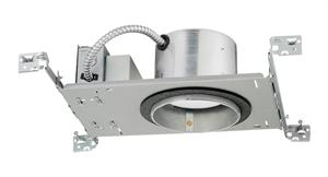 "Juno 5"" 120-277V LED New Construction Recessed Can"