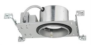 "Juno Lighting 6"" New Construction LED Recessed Can Lights"