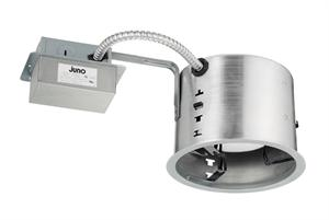 "Juno Lighting 6"" Remodel Recessed Can with eldoLED Driver"