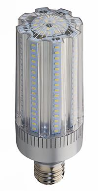 LED Corn Cob Light Retrofit For Post Top or Site Lighting