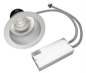 "MaxLite LED 8"" Commercial Recessed Retrofit Downlight"
