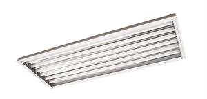 Maxlite Lamp Ready LED T8 Fixture With T8 Tube Lights