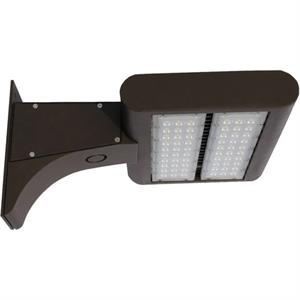 Pole Mount LED Shoe Box Parking Lot Area Light